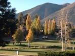 Beautiful falltime at CCC golf course in Flagstaff, AZ