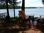 Maine Island Summer Ocean Estuary Vacation Home