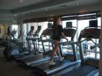 Oceanfront Treadmills