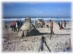 Nearby Sandcastle Competition