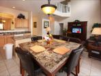 Kitchen + Casual Dinning + Family Room