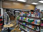 Convenient Store Located at The Lower Level