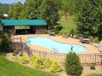 Beautiful Swimming Pool in Cedar Falls