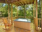 Large Hot Tub