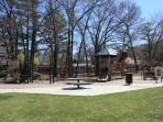 Park near Pere Marquette