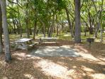 Picnic and BBQ Area