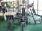 Our guests may use the fitness center.