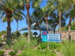 Entrance to Beautiful Venice Beach