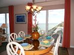 Dining room view to the Gulf