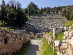 Ancient theater of Argos