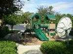 Resort playgrond