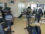 Gym- common area