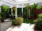 Backyard Garden/Patio