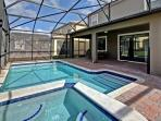 Sweet Home Vacation - Champions Gate #5 8 Bedroom Pool Villa 8 Miles To Disney