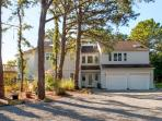 Have a wonderfulling relaxing retreat when you stay in this luxurious Southampton vacation rental home!