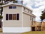 One Bedroom Cottage in New Point RV Resort