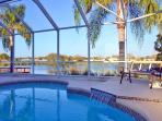 Pool / Lake view