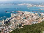 Gibraltar is only a 30 min drive, so makes a perfect day trip