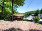 This property is within easy reach of exciting lake activities.