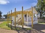 1 Bedroom Cottage w/ Loft in La Hacienda RV Resort