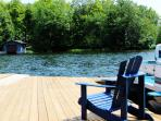 Pet Friendly Cottage Rentals at Blue Pigeon Resort