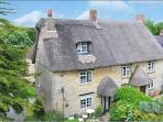 Thatched English Country Cottage