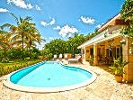 Luxury Golf Villa at Punta Cana Resort.