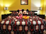 1 of 7 spacious bedroom. Kissimmee, Disney Rentals