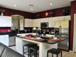 Full equipped kitchen! Kissimmee Disney Rentals