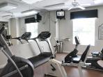 Fitness Room. Kissimmee Disney Rentals