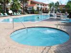 Pool + Hot Tub. Kissimmee Disney Rentals