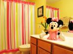 1 out of 5 bathrooms. Kissimmee Disney Rentals