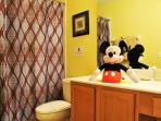2 out of 5 bathrooms. Kissimmee Disney Rentals