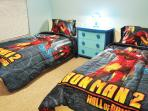 Boys Twins Bedroom