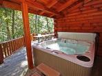 6-8 Person Hot Tub!