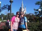 90 mins from our Disney Home!