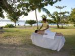 BEACH PRIVATE IN HOME OR SPA MASSAGES