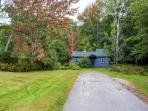 Choose this delightful Camden vacation rental cottage and experience the best of rural Maine!