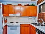 Prepare your favorite home-cooked meals in the bright fully equipped kitchen