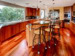 Prepare your favorite meals in the home's beautiful fully equipped kitchen.