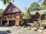 You'll love this spectacular Colorado Springs vacation rental home's lush surroundings!