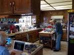 Bill makes breakfast for guests staying 3 or more nights