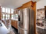 Prepare your favorite meals in one of the home's 2 fully equipped kitchens.