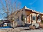 This charming Colorado Springs vacation rental home is the ultimate mountain getaway!