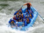 white water rafting 2 blocks