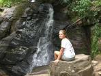 Hike to Juneywank falls