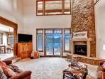 You'll have ample room to spread out and relax in this spacious, inviting interior