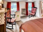 There's plenty of room in the 3rd floor master bedroom!