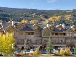 Gateway Mountain Lodge in the Keystone Ski Area. Close to lots of activities.