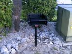 A grill for your enjoyment